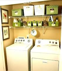 laundry room shelf with hanging rod laundry room shelving laundry room wire shelving interior ideas for