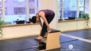 Malibu Pilates Chair Exercise Chart Ten Minutes In Wundaland Pilates Wunda Chair Workout