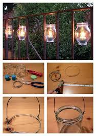 28 outdoor lighting diys to brighten up