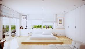 Simple White Bedroom 40 Serenely Minimalist Bedrooms To Help You Embrace Simple Comforts