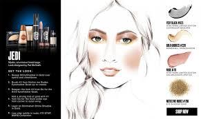cover jedi makeup