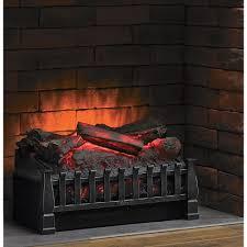 Dimplex 28Inch Premium Electric Fireplace InsertLog Set  DLG Electric Fireplace Log Inserts