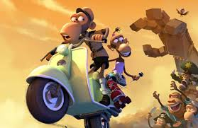 Cartoon Film Ronal The Barbarian Nominated For Cartoon Movie Tributes