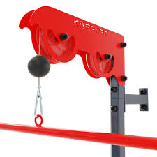 sporting goods lat pull down station