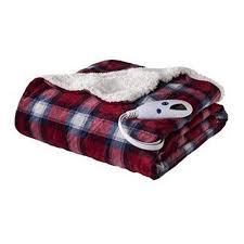 Heated Throw Blanket Walmart