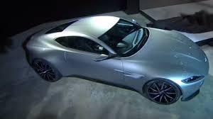 New 2015 Aston Martin Db10 James Bond 007 Spectre Youtube