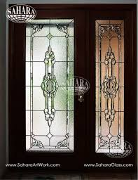 classic design door inserts made from