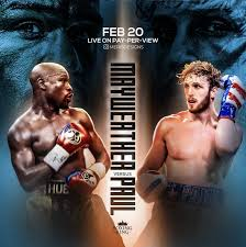 I wanted to acknowledge floyd's career path and everything he. Boxing Predictions Floyd Mayweather Jr Vs Logan Paul Round By Round Boxing