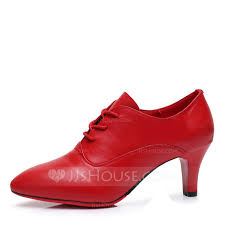 women s real leather heels latin modern swing character shoes shoes loading zoom