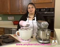 kitchenaid 3 5 mixer. amy\u0027s stand mixer challenge part ii: kitchenaid artisan 5 quart vs. breville scraper pro - youtube kitchenaid 3
