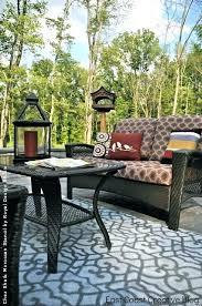 moroccan outdoor rug new rug outdoor stenciling an outdoor patio rug royal design studio stencils project