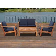 Wood Preserves And Caring For Outdoor Wooden Furniture  DengardenHardwood Outdoor Furniture