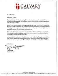 Character Reference Letter From Pastor Sample Recommendation Letter