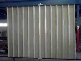 image of mini corrugated panels