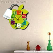 kids bedroom wall lights boys wall lamp fancy green apple kids bedroom bedside wall lights with