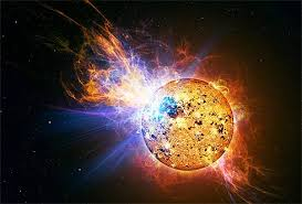 Resultado de imagem para explosoes solares
