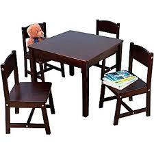 farmhouse table 4 chair set