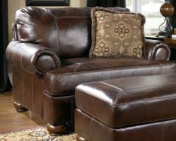 fancy leather chair and a half with ottoman 29 in living room sofa inspiration with leather