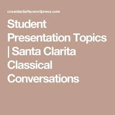 best presentation topics ideas technology  student presentation topics