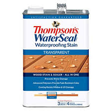 Thompsons Waterseal Th 041851 16 Transparent Waterproofing Stain Woodland Cedar
