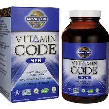 garden of life vitamin code men. Garden Of LifeVitamin Code Men Life Vitamin 2