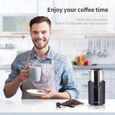 A burr grinder is the most important coffee appliance. Shardor Coffee Grinder