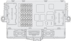 fiat stilo (2001 2008) fuse box Fiat Punto Fuse Box Schematic Ford Econoline Fuse Box Diagram