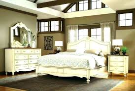 Ashley Furniture Whitewash Bedroom Set Off White Distressed Queen ...