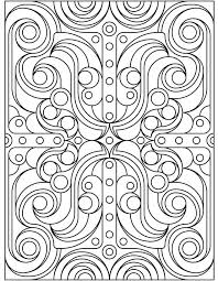 Geometric Coloring Pages Free To Print Coloringstar