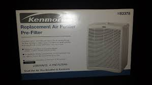 kenmore air filter. amazon.com: 83378 sears/kenmore air cleaner replacement filter: home \u0026 kitchen kenmore filter