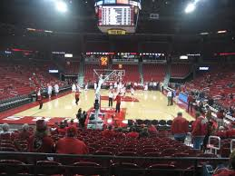 Uw Kohl Center Seating Chart Kohl Center Section 101 Rateyourseats Com