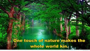 Love Quotes With Nature Background ...