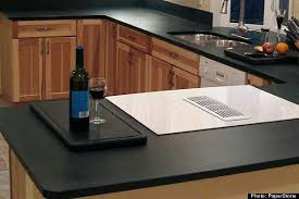 kitchen countertop materials green option 5 lots of junk mail ahem post consumer recycled paper is