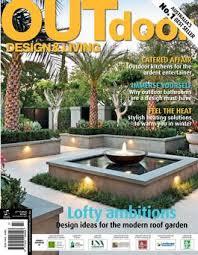 Outdoor Design & Living magazine subscription