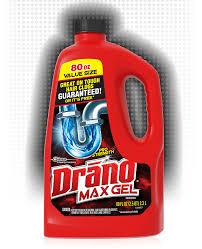 Drano Bathroom Sink Max Gel Clog Remover Dranoar Sc Johnson