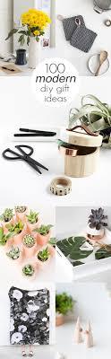 100 Modern DIY Gift Ideas