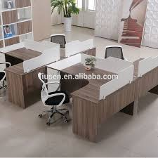 wooden office partitions. 2016 top design wooden office bench 4 person modern worstations buy worstations4 workstaionoffice partitions