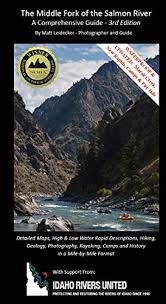 The Middle Fork Of The Salmon River A Comprehensive Guide