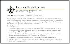 my version resume follow coach football template soccer sample college  baseball . volleyball coach resume ...