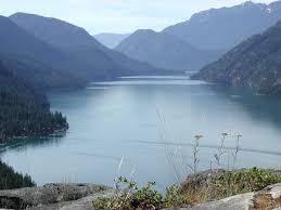 Lake Chelan Depth Chart Lake Chelan Wikipedia