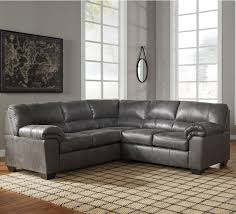 Two Piece Living Room Set Signature Design By Ashley Bladen Two Piece Faux Leather Sectional