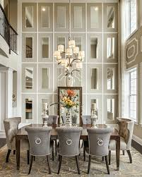 wall mirrors for dining room. I Love It When Interior Designers, Or Anyone For That Matter, Thinks  Outside The Box Designing A Room! Talk About Making Statement! Wall Mirrors Dining Room R