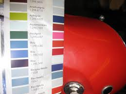 Max Meyer Paint Colour Chart Vespa 200 Rally Rally Colors
