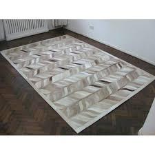 cowhide patchwork rug cu patch canada