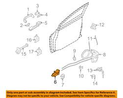 plete specification nissan oem 07 12 versa interior inside door handle left 806719el0a wjaff5kt