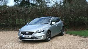 Volvo V40 D2 R-Design Lux Nav Review (2016) | Cars UK