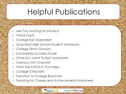 How Do I Get There?. What is ? o A college access program for high ...