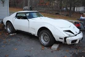 1975 CHEVY CORVETTE C3 STINGRAY T-TOPS 4-SPEED CLEAN PROJECT ...