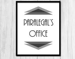 paralegal office paralegal office etsy