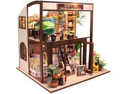<b>Конструктор DIY House Coffee</b> House 9 58 011380 - ElfaBrest